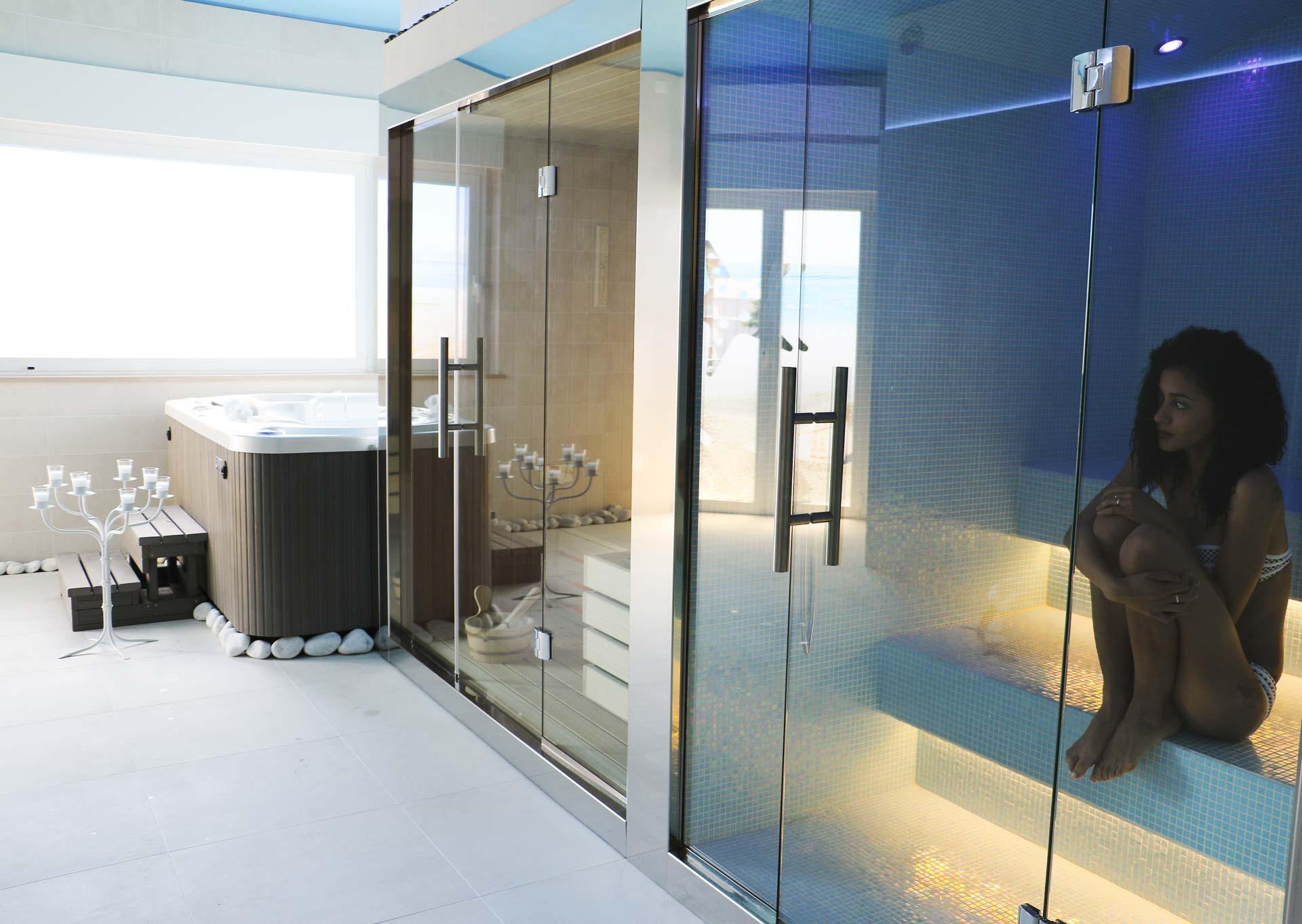 Acquamarina beauty spa - Effetti benefici del bagno turco ...